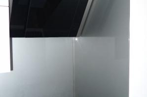 skleněný obklad