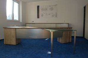 Luxusní jasanový stůl