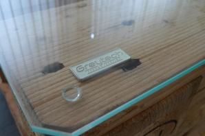 konferenční paletový stolek Greytech