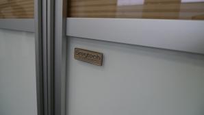 posuvné dveře do vestavěné skříně Greytech