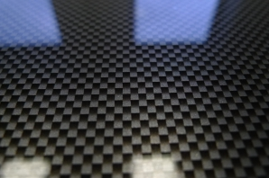 skleněný obklad Greytech - imitace carbon