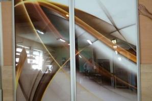 Realizace dveře do vestavěných skříní