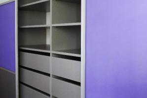 vestavěná skříň Greytech