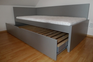 rozkládací postel Duo Greytech
