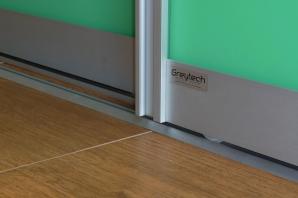 Systémy posuvných dveří Greytech