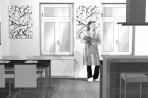 Vizualizace alfou a omegou řešení prostoru