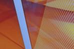 Posuvné dveře s grafikou v obřím rozměru